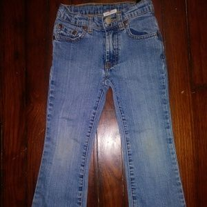 Girls Lucky Brand size 4 bootcut jeans